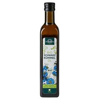 Bio Schwarzkümmelöl ungefiltert - 500 ml - von Unimedica/