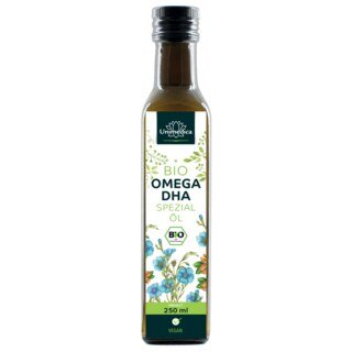 Omega DHA Spezialöl - BIO - 250 ml von Unimedica/