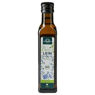Bio Leinöl nativ - 250 ml - von Unimedica/