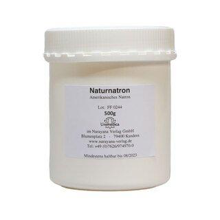 Naturnatron (Amerikanisches Natron) 500 g