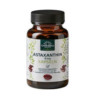 Astaxanthine - AstaPure - 12 mg - 60 capsules molles - Unimedica/