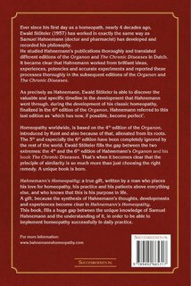 Hahnemann's Homeopathy, Ewald Stöteler