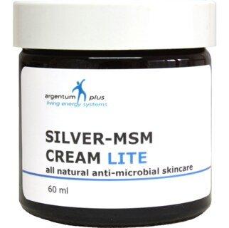 Silver-MSM Crème Lite