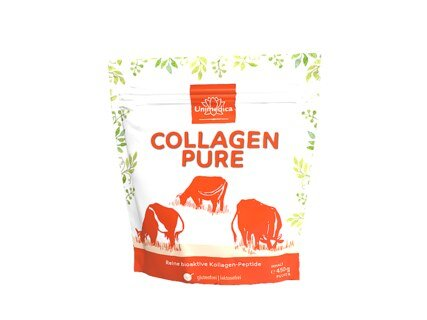 Collagen Pure - Kollagenprotein - 450 g Pulver - von Unimedica/