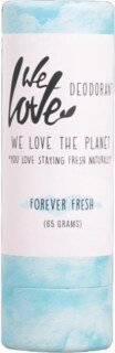 We Love the Planet - Natürlicher Deostick - Forever Fresh/