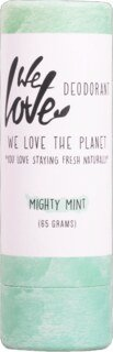 We Love the Planet - Natürlicher Deostick - Mighty Mint/