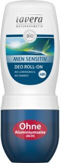 Lavera Men Sensitiv Deo Roll-On - 50 ml/