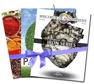 Set - Spectrum of Homeopathy - eBook 2016, Narayana Verlag