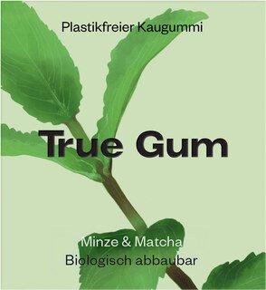 True Gum - Erfrischende Minze & Matcha