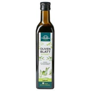 Extrait de feuille d'olivier - standard 50% - 500 ml - par Unimedica/