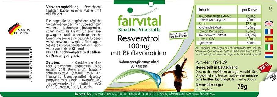 Reishi 500 mg - 90 capsules
