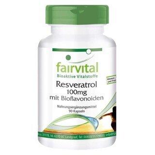Resveratrol 100 mg/