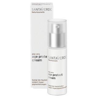 Santaverde Aloe Vera age protect cream - 30 ml