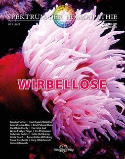 Spektrum der Homöopathie 2021-2, Wirbellose, Narayana Verlag