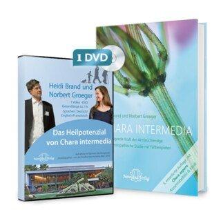 Set mit 1 DVD und 1 Buch von Heidi Brand / Norbert Groeger/Heidi Brand / Norbert Groeger
