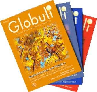 Set Globuli - 4 Zeitschriften - Sonderangebot, Homöopathie-Zeitschrift