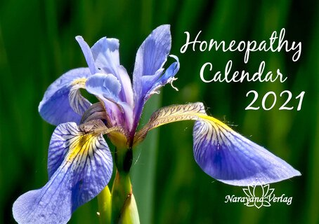 Homeopathy-Calendar 2021/Narayana Verlag