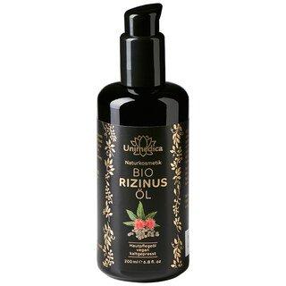 Bio Rizinusöl - 200 ml - von Unimedica/