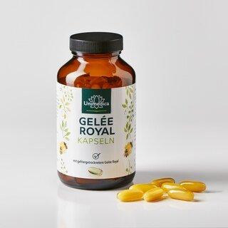 Gelée Royal - 334 mg - 120 Softgelkapseln - von Unimedica