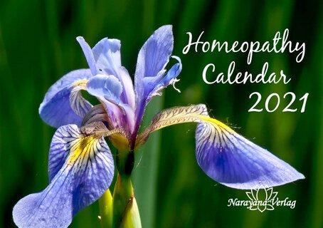 Homeopathy-Calendar 2021 (10 pieces + 3 pieces free), Narayana Verlag