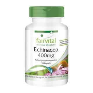 Echinacea 400 mg - 90 Kapseln/