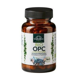 Bio OPC - mit 30 % reinem OPC Gehalt - hochdosiert - 60 Kapseln - von Unimedica/
