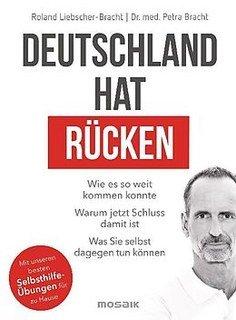 Deutschland hat Rücken - Mängelexemplar/Roland Liebscher-Bracht