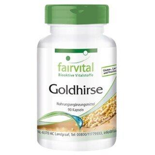 Goldhirse - 90 Kapseln/