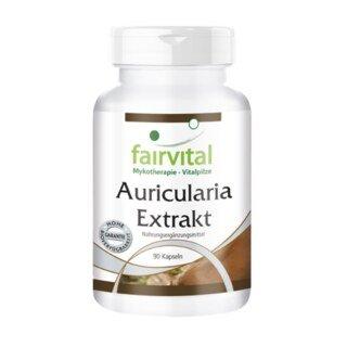 Auricularia Extrakt - 90 Kapseln