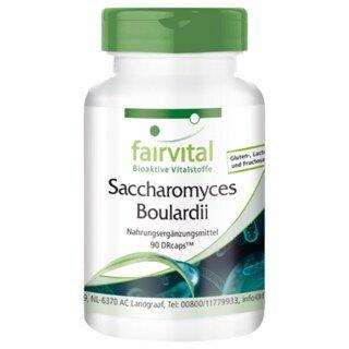 Saccharomyces Boulardii - 90 DRcaps®