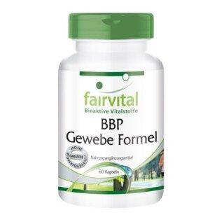 BBP Gewebe Formel - 60 Kapseln/