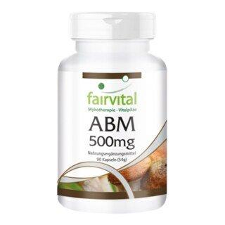 ABM 500 mg - 90 Kapseln/