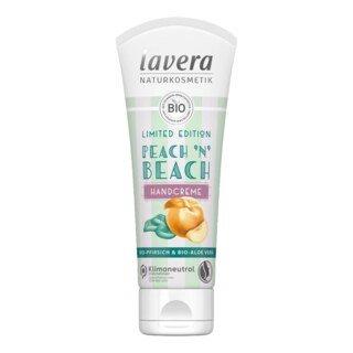 Lavera Peach 'n' Beach Handcreme - 75 ml/