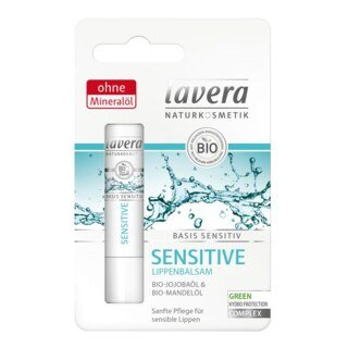 Lavera basis sensitiv Sensitive Lippenbalsam Bio - 4,5 g/