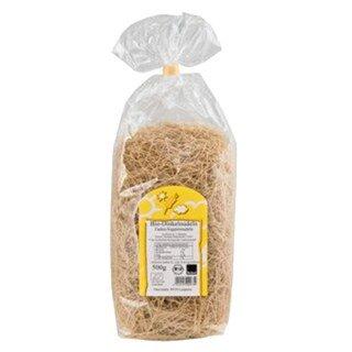 Bio Dinkelnudeln Faden-Suppennudeln - 500 g