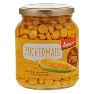 Zuckermais Bio Demeter - 230 g/