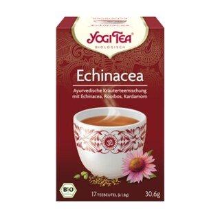 Echinacea Tee bio - Yogi Tea®  - 17 Teebeutel