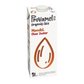 Bio Mandeldrink ohne Zucker - 1 l/