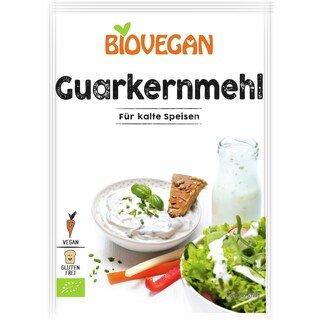 BindeFix für Kaltspeisen - Guarkernmehl 100 g/