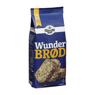 Wunderbrot - Wunderbrød glutenfrei Bio - Bauckhof/