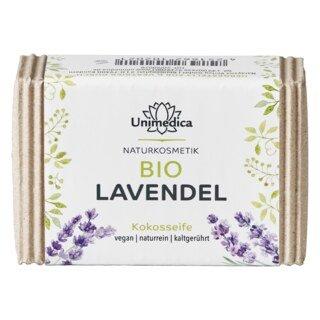 Bio Lavendelseife - 100 g - von Unimedica/