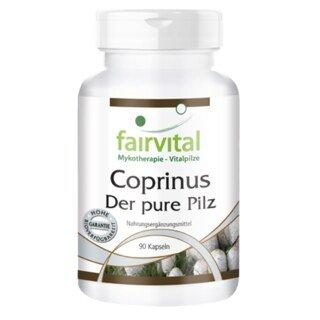 Coprinus 500 mg - 90 Kapseln