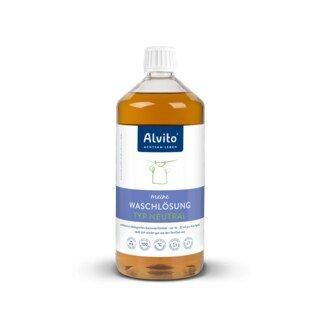 Waschlösung Typ Neutral - Alvito - 1000 ml/