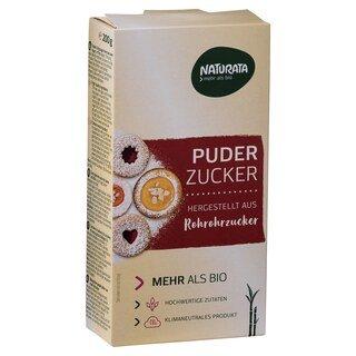Puderzucker aus Rohrohrzucker Bio - Naturata - 200 g/