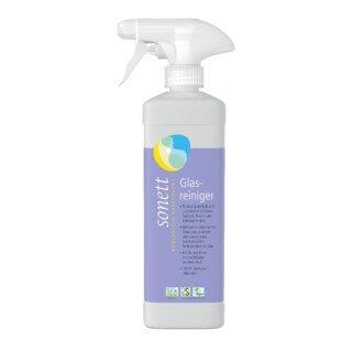 Glasreiniger in der Sprühflasche - Sonett - 500 ml/