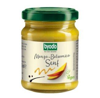 Mango-Balsamico Senf - Byodo - 125 ml/
