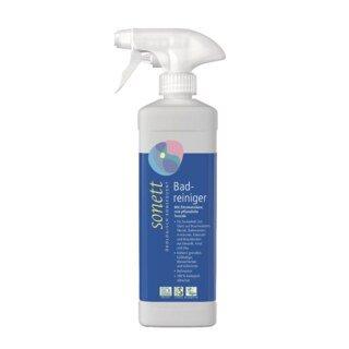 Badreiniger in der Sprühflasche Duftneutral - Sonett - 500 ml/