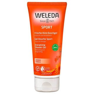 Arnika Sport-Duschgel - Weleda - 200 ml/