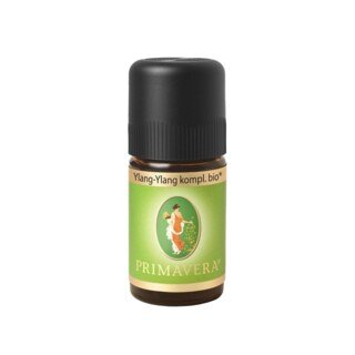 Ylang-Ylang kompl. Bio - Primavera - 5 ml/