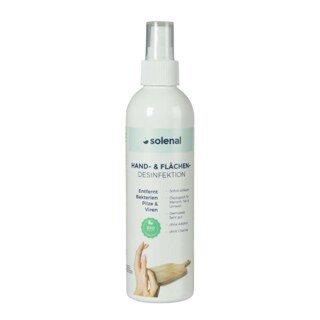 Hand- und Flächendesinfektionsmittel - Solenal - 250 ml/